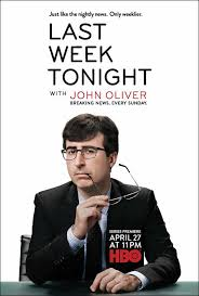 Last Week Tonight With John Oliver: Season 1