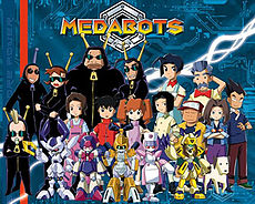 Medarot Damashii: Season 1