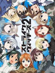 Strike Witches 2 (sub)