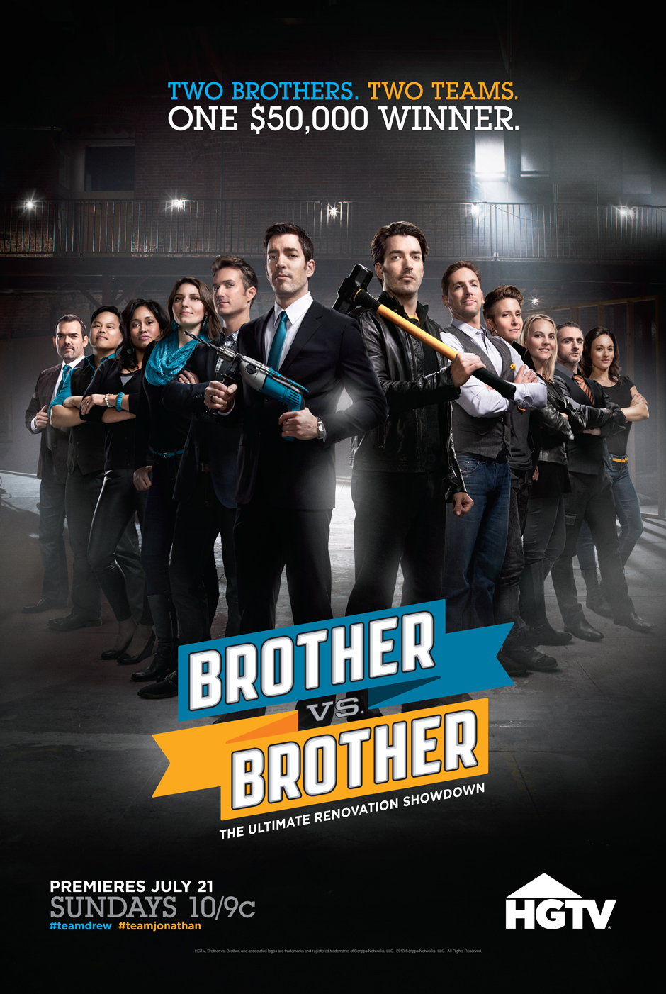 Brother Vs. Brother: Season 1