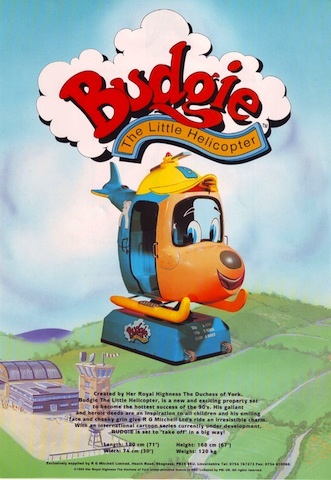Budgie The Little Helicopter: Season 2