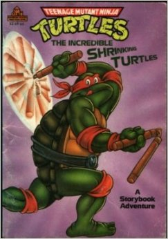 The Incredible Shrinking Turtles: Seaosn 4