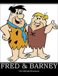 The New Fred And Barney Show