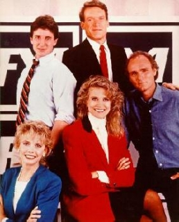 Murphy Brown: Season 4