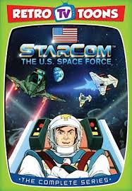 Starcom: The U.s. Space Force: Season 1