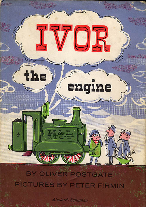 Ivor The Engine: Season 1