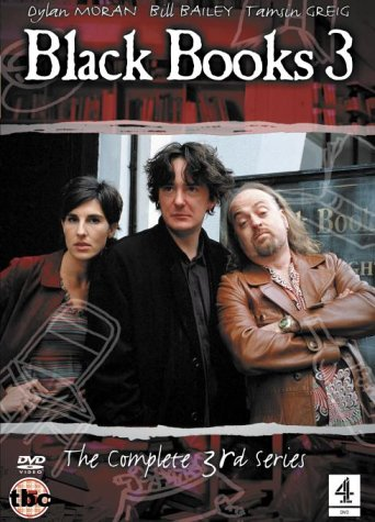 Black Books: Season 3