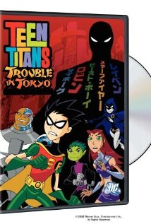 Teen Titans: Trouble In Tokyo