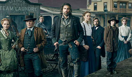Hell On Wheels: Season 5