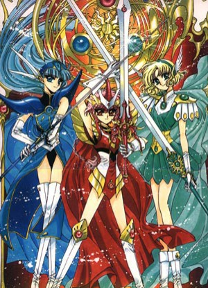Magic Knight Rayearth Ii (sub)