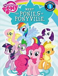 My Little Pony: Meet The Ponies
