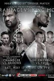 Bellator 120: Rampage Vs. King Mo