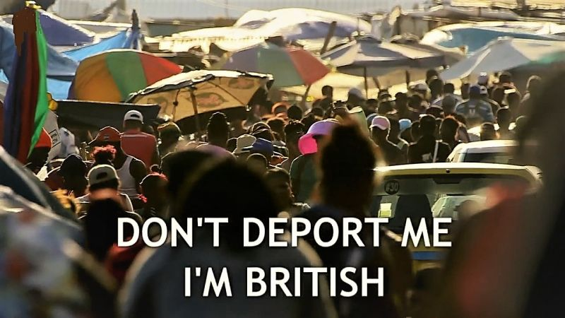 Don't Deport Me I'm British
