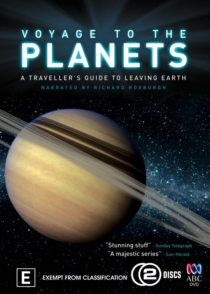 Voyage To The Planets: Season 1