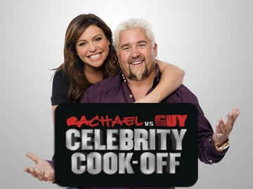 Rachael Vs. Guy: Celebrity Cook-off: Season 2