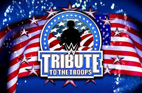 Wwe Tribute To The Troops (2015)