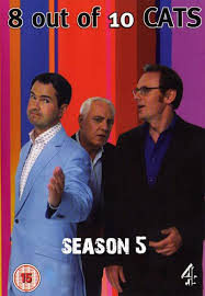 8 Out Of 10 Cats: Season 5