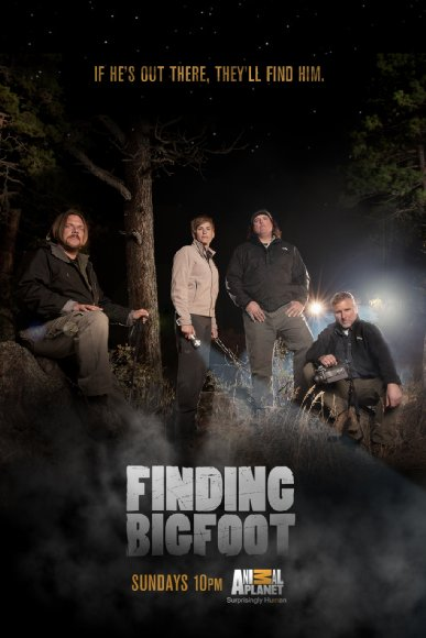 Finding Bigfoot: Season 3