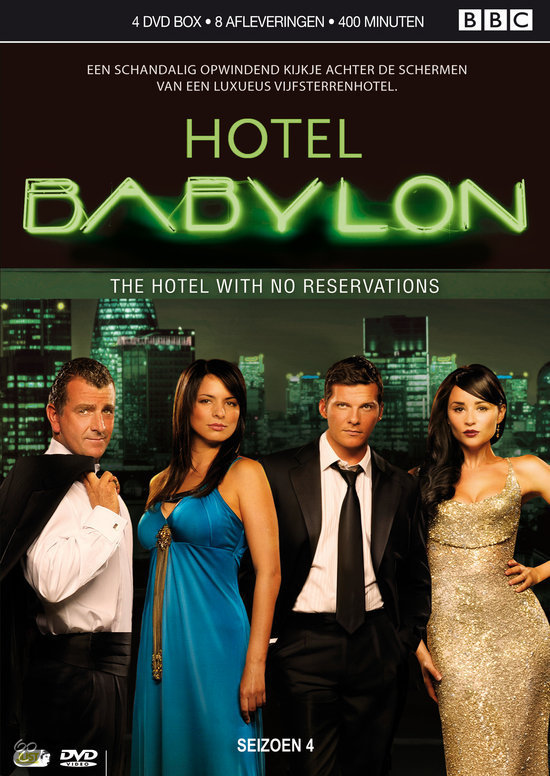 Hotel Babylon: Season 4