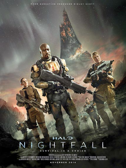 Halo: Nightfall: Season 1