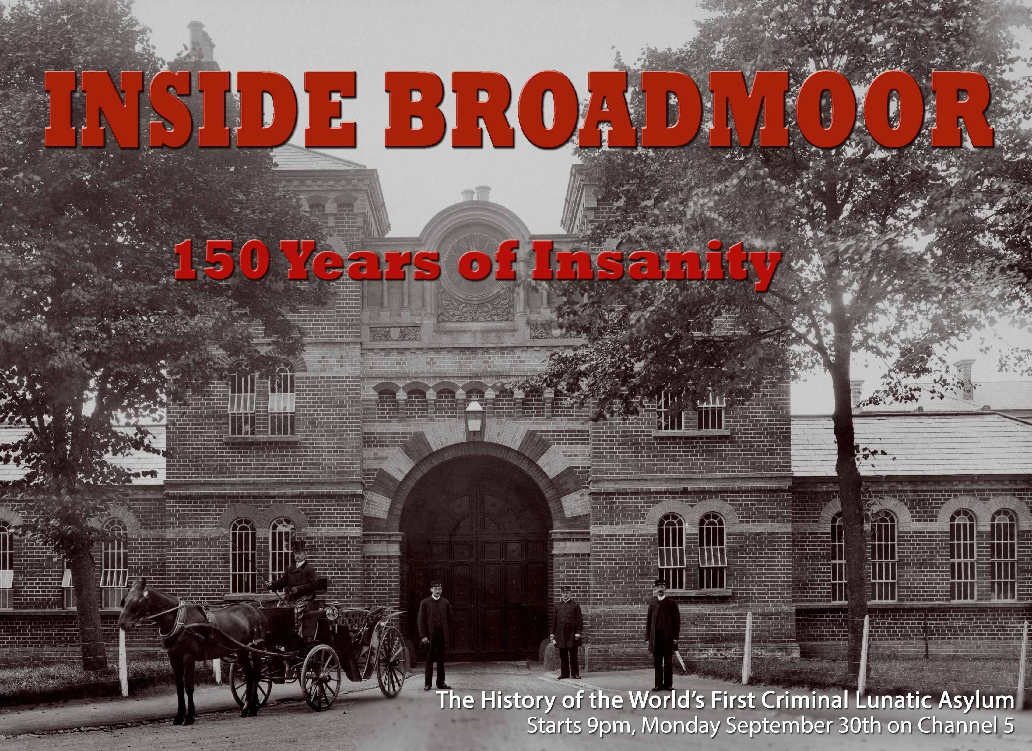 Inside Broadmoor: Season 1