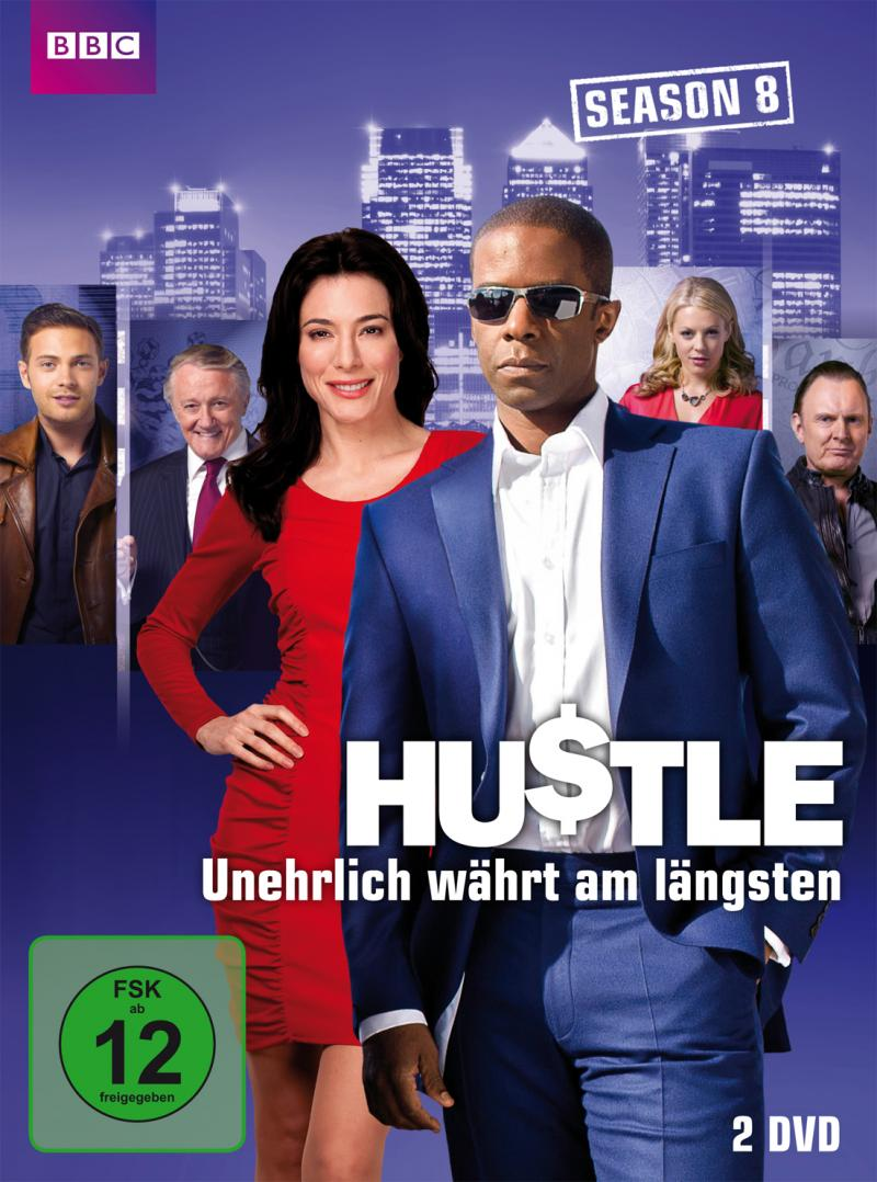 Hustle: Season 8