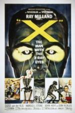 X: The Man With The X-ray Eyes