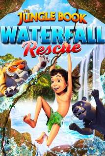 The Jungle Book Waterfall Rescue