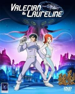 Time Jam: Valerian And Laureline